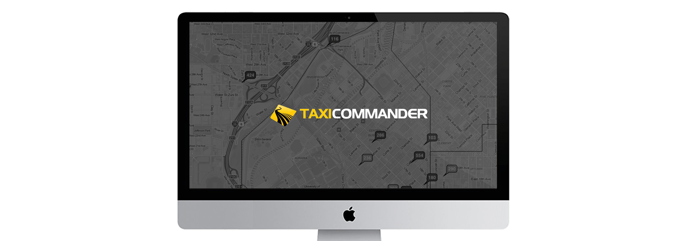 Taxi Commander Dispatch